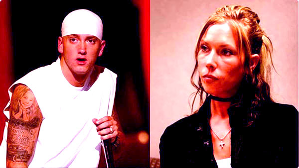 Image of Eminem ex-wife Kimberly Anne Scott
