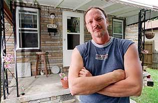 Eminem's uncle, Steven Nelson